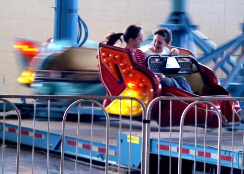 SpringFestTO Rides - Sizzler