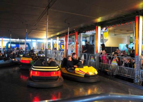 SpringFestTO Rides - Bumper Cars