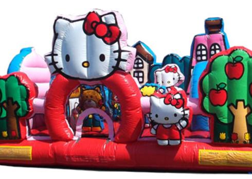 SpringFestTO Rides - Hello Kitty