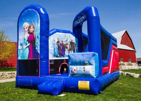 SpringFestTO Rides - Frozen Bounce