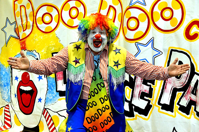 Doo Doo the Clown - Entertainment for Kids