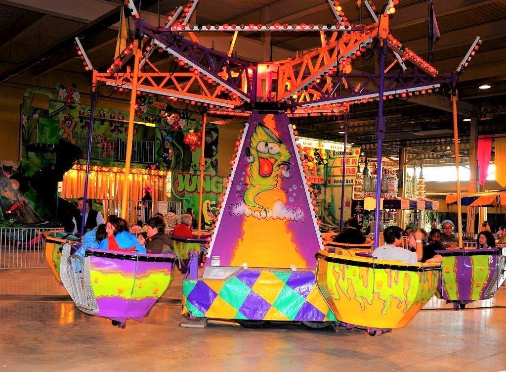 SpringFestTO Rides - Spinner